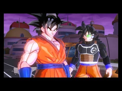 Raditz Plays Xenoverse 2 Part 10 - The Sons of Bardock Fight for the Future!!