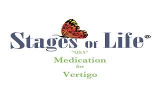 QA Medication for Vertigo