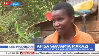 Maafisa wa magereza wavamia watu mjini Nyeri