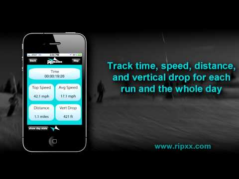 Ripxx Iphone Ski App