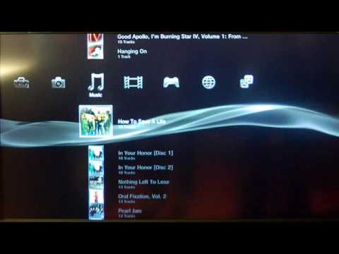 PS3 Song