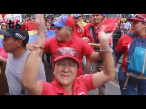 ¡Hasta en Reggaeton la Constituyente si va!
