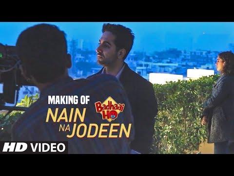 Song Making: Nain Na Jodeen | Badhaai Ho| Ayushmann Khurrana,Sanya Malhotra,Rochak Kohli,Neha Kakkar