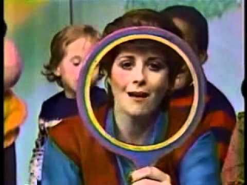 1984 Romper Room Magic Mirror Clip Youtube