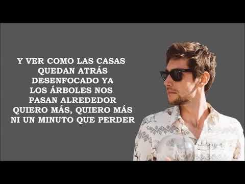Volar - Alvaro Soler Lyrics
