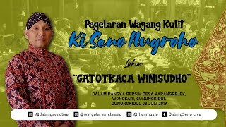 Download lagu LiveStreaming KI SENO NUGROHO GATOTKACA WINISUDHO MP3