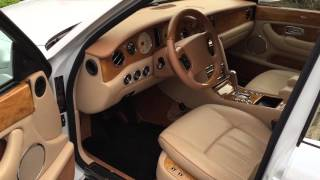 Gordon Motorsports luxury 2006 Bentley Arnage R