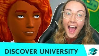 Sims 4 Discover University Let's Play | Part 3 | BU Pride!