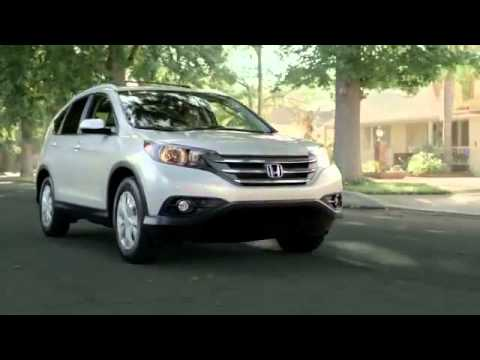 Honda Introduces The 2012 CR V Leap List