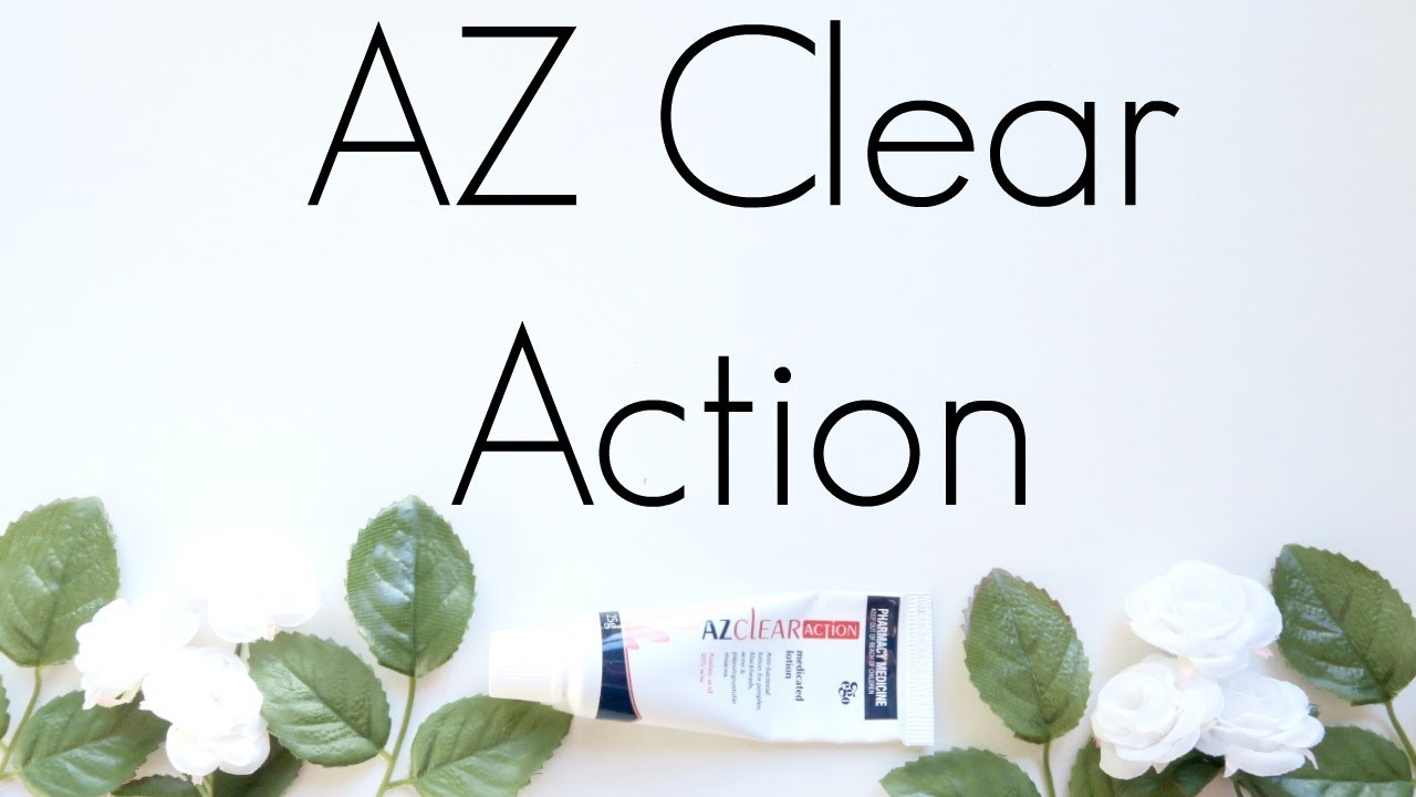 Fail Or Holy Grail Review Azclear Action Youtube