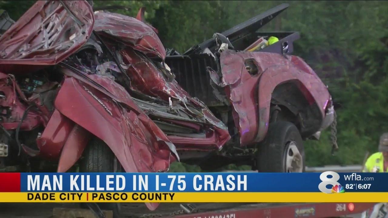 Good Samaritan killed while trying to help crash victim on I-75
