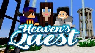 Hej Skyblock!  Minecraft Heaven's Quest Survival #01 w/ Madzia, GamerSpace