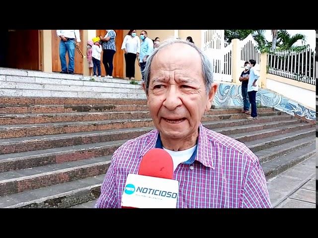 SOLEMNIDAD DE LA ASUNCIÓN DE LA VIRGEN MARÍA PATRONA DE JUIGALPA