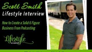 كريس غيلبرتسون البث برو نظام l كيفية إنشاء الأعمال تجارية من البث w/ سكوت سميث