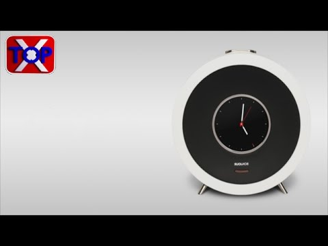 Technological inventions 💡 TopX Smart alarm clock  with artificial intelligence