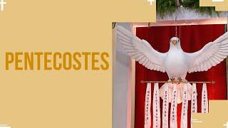 Santa Missa Pentecostes  | PADRE REGINALDO MANZOTTI
