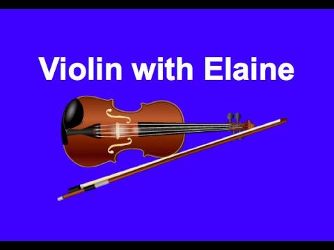[Violin] Wagon Wheel Violin Part