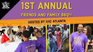 The Israelites: IUIC Atlanta Friends & Family Day BBQ!!!