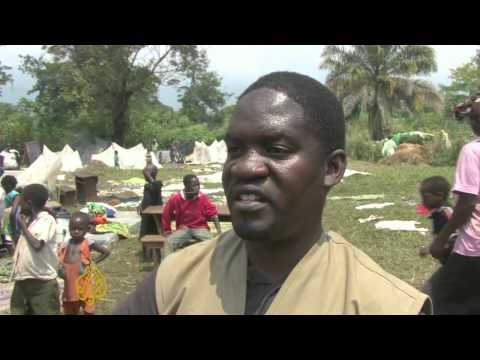 Congolese influx to Uganda reaches 60,000