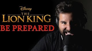 Be Prepared The Lion King 2019 - Cover by Caleb Hyles.mp3