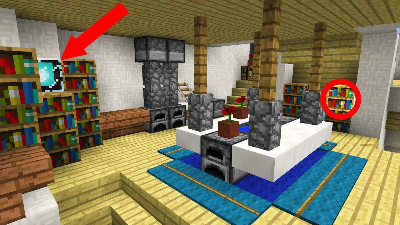 The Hide N Seek Minecraft Challenge Youtube