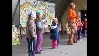 českotřebovský  kohoutek-cvičíme s Míšou