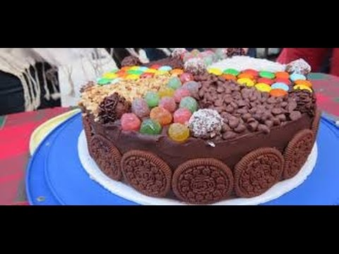 Como Decorar Tortas Infantiles Youtube