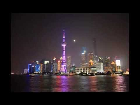 Senior Project 2015 - Time-lapse of Seoul and Shanghai