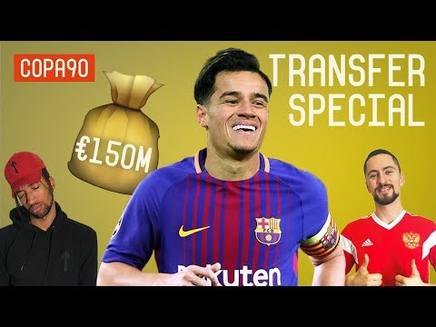 Will Coutinho move to Barcelona for €150 million? | Transfer Special with Poet and Vuj