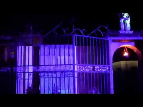 Ghost Train Los Angeles Live Steamers Railroad Museum Griffith Park California October 23 2015