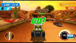 Hot Wheels Track Attack - Hot Wheels Speed Car Racing / Nintendo Wii Games / Gameplay Video #2
