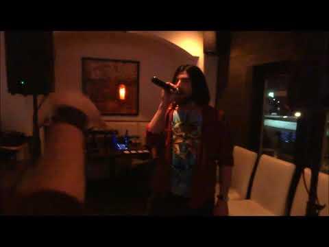 Ryan Carnage & Joe Paddock Singing In The End at Karaoke