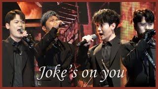 [4K] 210529 라포엠 - Joke's on yo…