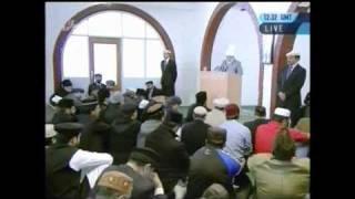 La renaissance et la victoire de l'Islam - sermon 14 10 2011