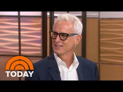 John Slattery On 'Spotlight': 'People Knew' About Catholic Scandal  TODAY