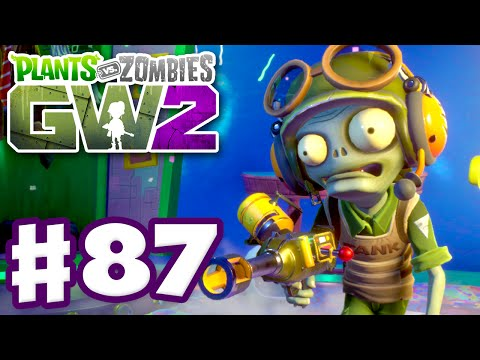 Plants vs. Zombies: Garden Warfare 2 - Gameplay Part 87 - Tank Commander! (PC)