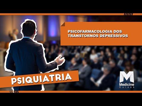 Dr. Frederico Navas Demetrio - Psicofarmacologia dos transtornos depressivos.
