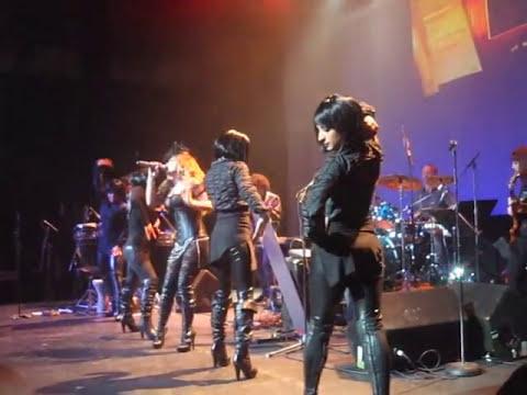 Sepideh Concert - Dave Haddad on drums!