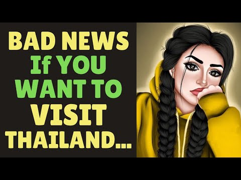 More Bad News If You Want To Visit Thailand | Vaccination Passport News
