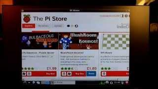 Raspberry Pi: первое знакомство. Урок 2. Интернет, программы из Pi Store и LibreOffice