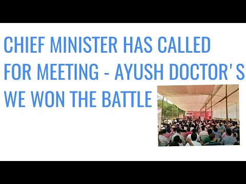 AYUSH DOCTOR ADMITTED DOING INDEFINITE HUNGER STRIKE AT AZAAD MAIDAN Viral it Like n subscribe
