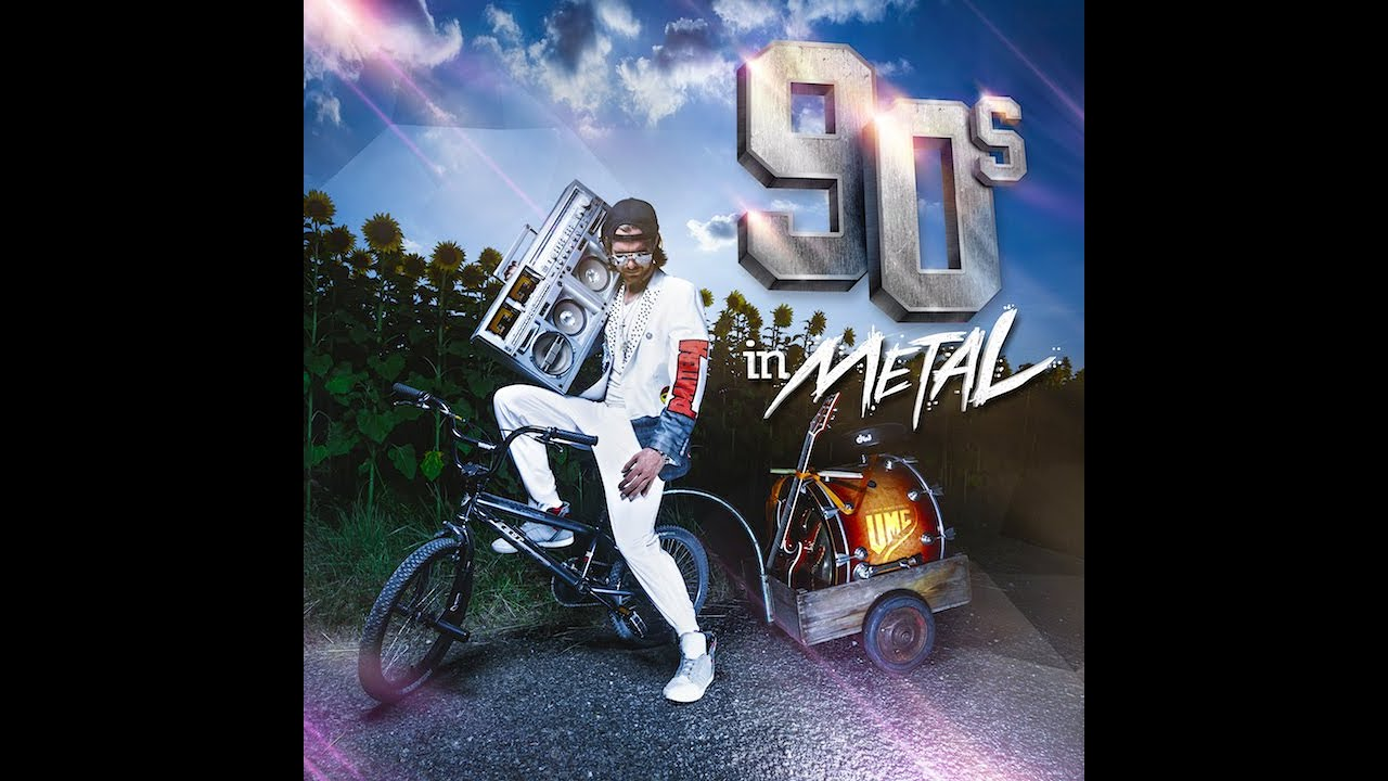 Download Best of 90s Hits (Eurodance) in Metal (FULL ALBUM) // 2018