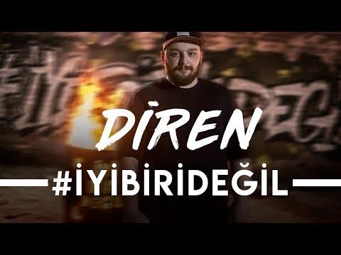 Diren - İyi Biri Değil (Prod. by Allame) [Official Video]