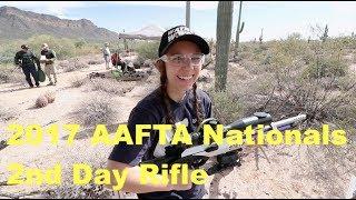 2nd Day Rifle Competition | 2017 AAFTA Nationals | Phoenix AZ