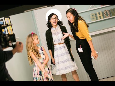 Tiny Feminists | Behind the Scenes at the YouTube Space LA | Yulin Kuang