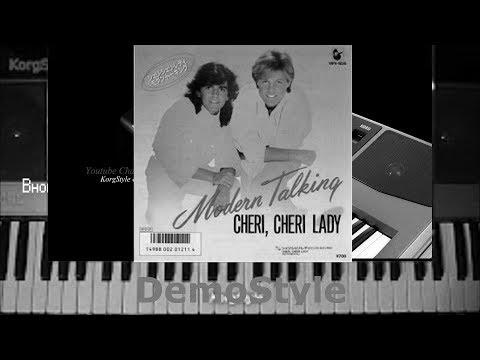 Free Download Videos of KorgStyle & Modern Talking -Cheri Cheri Lady