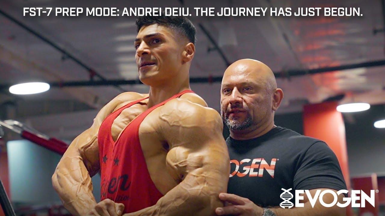 FST-7 Prep Mode: Andrei Deiu. The Journey Has Just Began.
