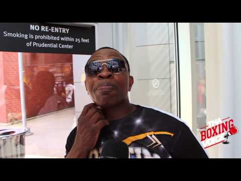 Ken Porter: Danny Garcia and His Dad Really Don't Want The Fight