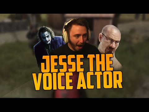 JESSE THE VOICE ACTOR (Stream Highlight)