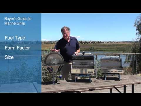 Buyer's Guide to Marine Grills